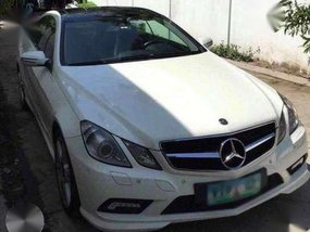Mercedes Benz E350 2010 like new for sale