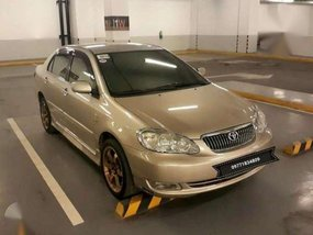 First Owned 2007 Toyota Altis 1.6E MT For Sale