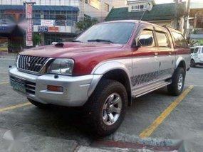 For sale Mitsubishi Strada in good condition