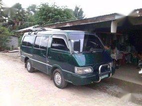 Kia Besta 2001 MT Green Van For Sale