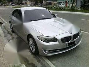 BMW 530d f10 AT Silver Sedan For Sale