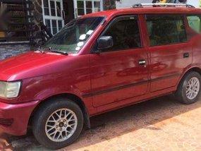 Fully Loaded 2002 Mitsubishi Adventure GLX MT For Sale