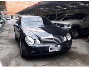 Fresh Like New 2007 Mercedes Benz E200 For Sale