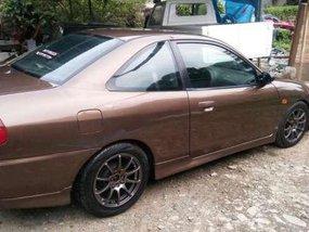 Mitsubishi gsr 1998