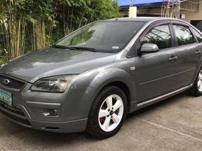 Ford Focus Hatchback 2006 AT Gray For Sale