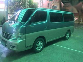 For sale Nissan Urvan Estate 2007
