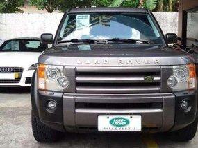 2005 Land Rover Discovery 3 LR3 Gas V8 SE