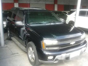 For sale Black Chevrolet Trailblazer 2004
