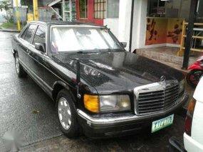 Mercedes Benz 1987 260 SE