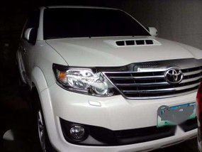Toyota Fortuner 2.5G 4X2 Automatic for sale