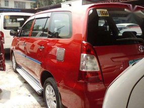 Toyota Innova 1.3E DSL RED Automatic URQ103 18000kms