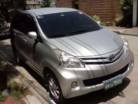 2012 Toyota Avanza 13E Manual Silver