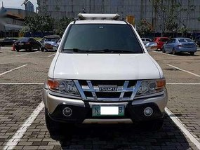 2010 Isuzu Crosswind XUV Manual