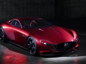 New Mazda rotary-powered concept to be showcased at Tokyo Motor Show