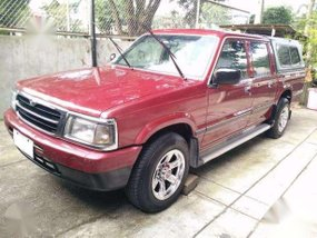 Mazda B2500 1996 Red MT Truck For Sale