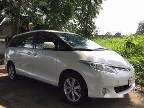 Toyota Previa 2012 WHITE FOR SALE