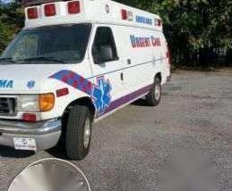 1999 Ford E-350 Ambulance AT For Sale