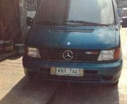 2001 Mercedes Vito L CDi-110