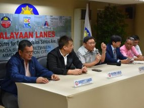 MMDA and Quezon City government opens alternate routes for EDSA