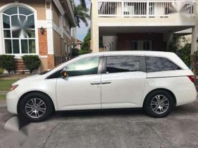 Honda Odyssey US Version AT White For Sale