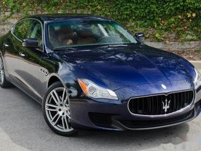 2016 Maserati Quattroporte for sale