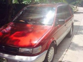 Mitsubishi space wagon 96mdl...all power...