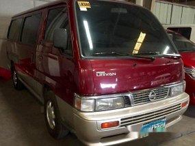 Nissan Urvan 2012 ESCAPADE M/T
