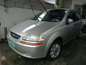 Almost New 2005 Chevrolet Aveo AT For Sale