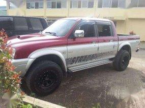 For sale like new Mitsubishi Strada Endeavor