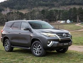 Toyota Fortuner 2017 price increased by as much as P100,000