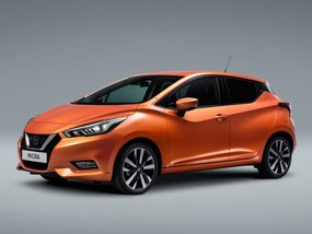 Nissan makes us wonder: Are we driving the wrong color car?