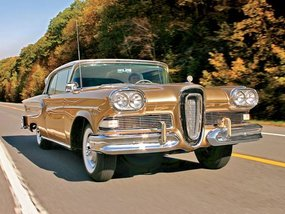The Ford Edsel (or How not to sell a car)
