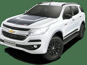 White 2019 Chevrolet Trailblazer Automatic Diesel for sale