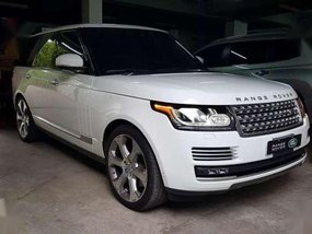 Land Rover Range Rover 5.0L for sale