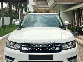 2017 Range Rover Sport HSE Brand New Diesel A/T