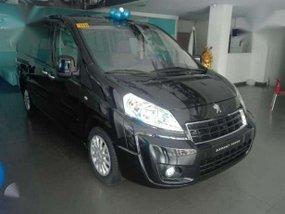 Peugeot Expert Tepee Black Hyundai Starex Carnival