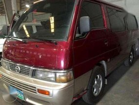All Original 2012 Nissan Urvan Escapade For Sale