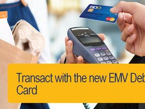 Transact with BDO's new and more secure EMV-chip debit cards