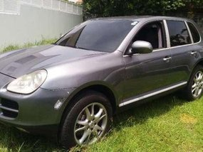 2003 Porsche Cayenne S V8 Gray For Sale