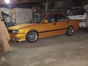 Nissan Sentra Supersaloon Eccs For Sale