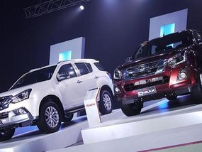Isuzu D-Max & Isuzu MU-X now meet the Euro 4 emissions standard