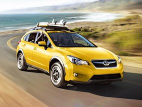 Subaru XV and Subaru Impreza concepts to be showcased at Tokyo Motor Show