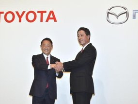 Mazda, Toyota & Denso to join hands in building EVs