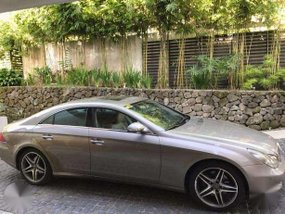 Mercedes Benz CLS 350 AMG 2005 for sale