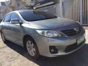 Toyota altis 1.6 G 2012 for sale