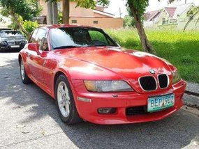 All Original 1999 BMW Z3 Coupe For Sale