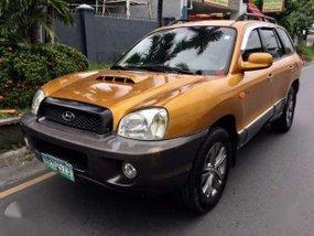 Ready To Transfer Hyundai Santa Fe 2002 For Sale