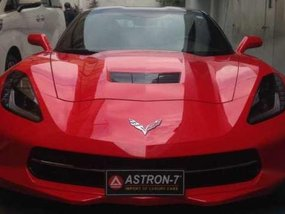 2017 Brandnew Corvette Stingray Ready Unit Available with Topdown