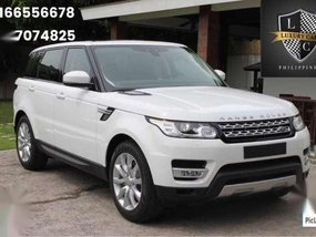 2017 Range Rover Sport Diesel Automatic Transmission HSE Variant