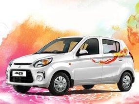 Maruti Suzuki Alto 800 Utsav special edition officially introduced